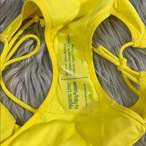 Victoria's Secret Swim - Victoria's Secret bright yellow bikini bottoms